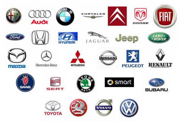 Todas las marcas de coches imagui for Marcas de coches